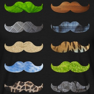 moustache T-Shirts - Men's T-Shirt