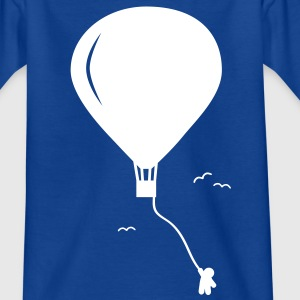 hot-air balloon guy  guy de ballon à air chaud  Tee shirts - T-shirt Enfant