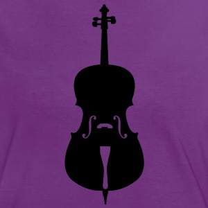 cello T-Shirts - Women's Ringer T-Shirt