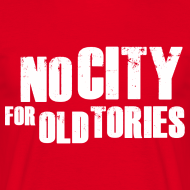 Design ~ No City For Old Tories