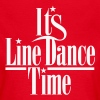 ITS LINE DANCE TIME T-Shirts - Frauen T-Shirt