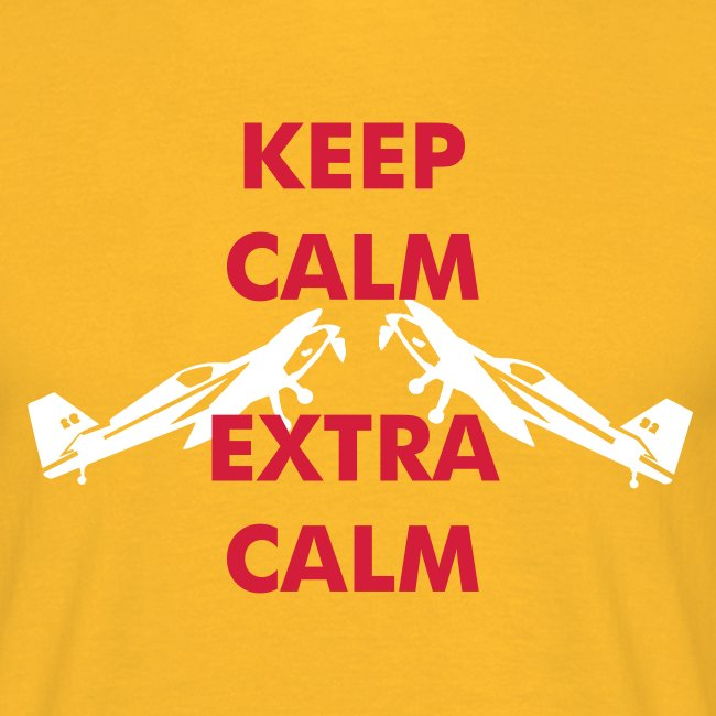 Keep Calm Extra