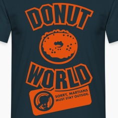 Donut World T-Shirts