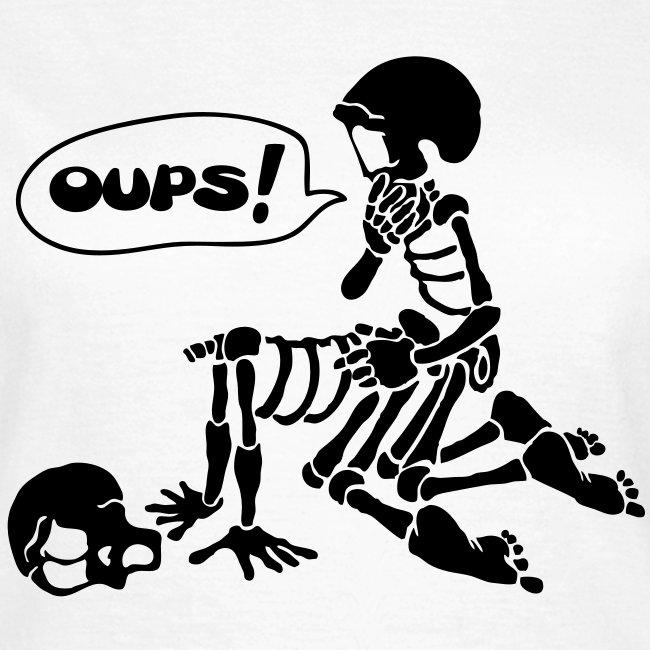 Tee-Shirt - Femme - OUPS !
