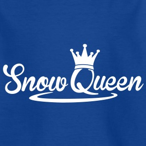 Snow Queen Shirts - Kids' T-Shirt