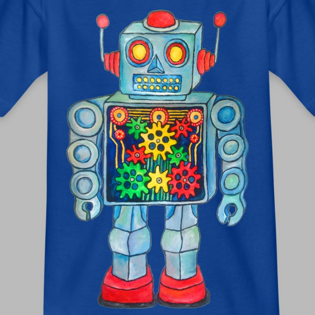 ROBOT  ----------- (9yrs-14yrs)