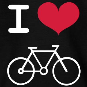 I Love Cyclisme ! T-Shirts - Kinder T-Shirt