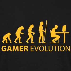 gamer evolution Tee shirts - T-shirt Homme