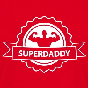 superdaddy_1 T-Shirts - Men's T-Shirt