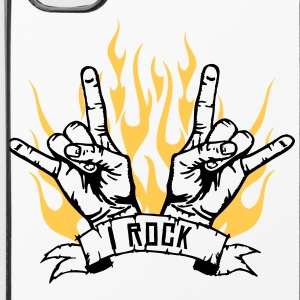 I ROCK Autres - Coque rigide iPhone 4/4s