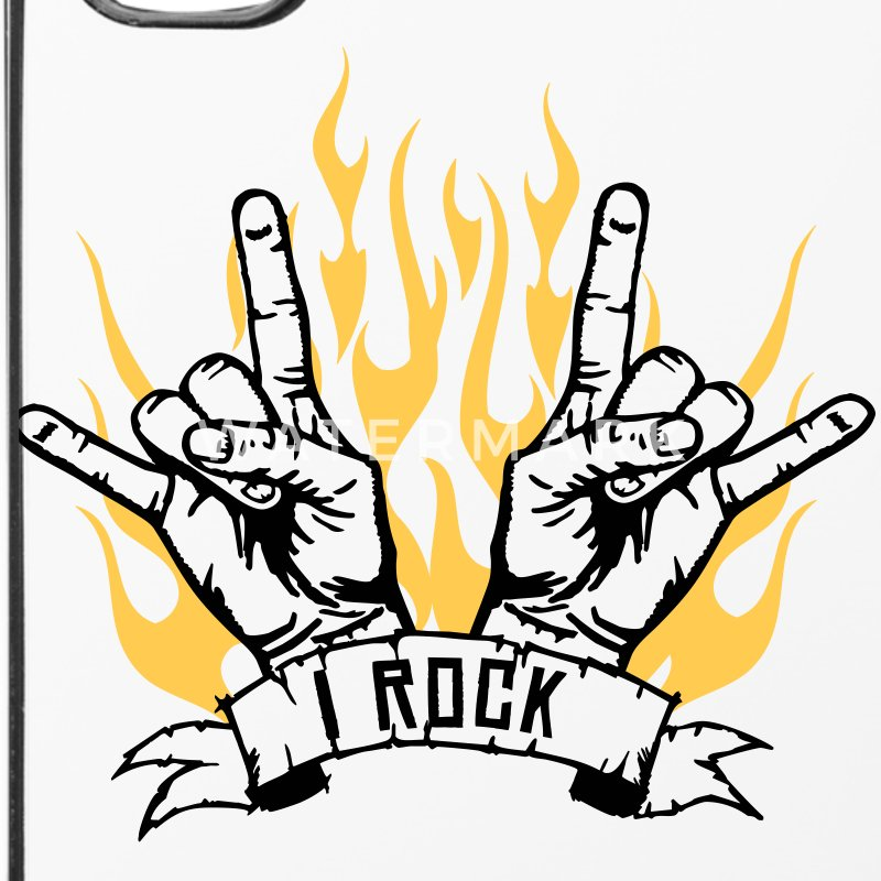 I ROCK Annet - iPhone 4/4s hard case