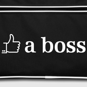like a boss Bags  - Retro Bag