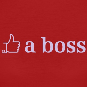 like a boss T-Shirts - Frauen Bio-T-Shirt