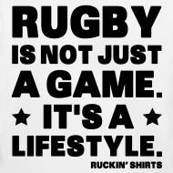 Design ~ Rugby Is Not Just a Game
