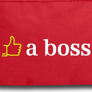 like a boss 2c Tassen - Rugzak