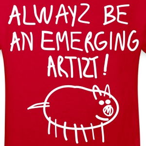 alwayz_be_an_emerging_artizt Shirts - Kids' Organic T-shirt