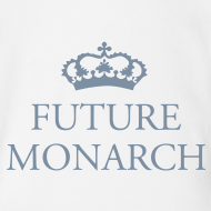 Design ~ Gin O'Clock Future Monarch Baby One-Piece