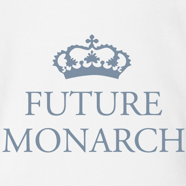 Gin O'Clock Future Monarch Baby One-Piece