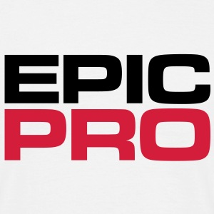 Epic T-Shirt for Professionals - Men's T-Shirt