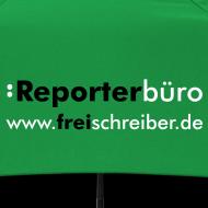 Motiv ~ Regenschirm »Reporterbüro«