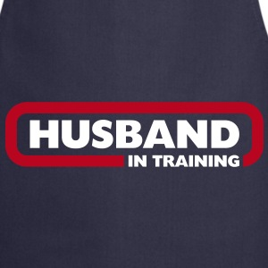 Husband in Training - Cooking Apron