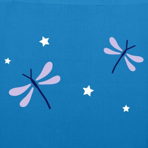 Dragonfly Stars - EarthPositive Tote Bag