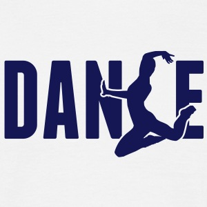 dance T-Shirts - Men's T-Shirt