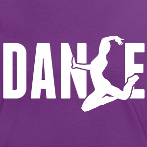 dance T-Shirts - Women's Ringer T-Shirt