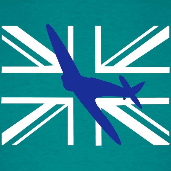 Spitfire Union Flag