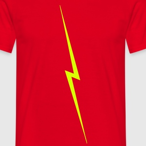 Super Lightning Bolt T-Shirts - Men's T-Shirt