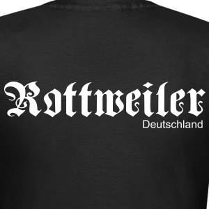 Rottweilerfoto Gross T-Shirts - Frauen T-Shirt