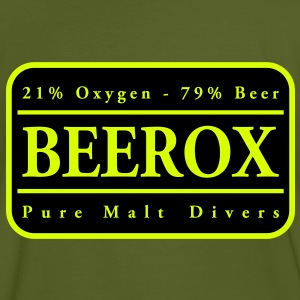Beerox - Pure Malt DIver - Color T-Shirts - Men's Organic T-shirt
