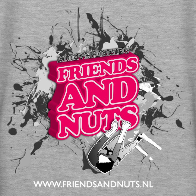 Friends and Nuts Logo (Women)