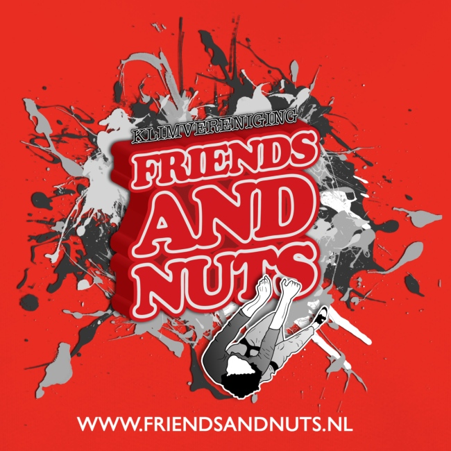 Friends and Nuts Logo (Kids)