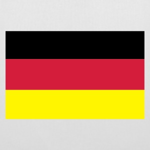 White German Flag Bags  - Tote Bag