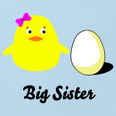 big_sister_chick Shirts