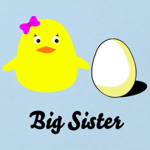 big_sister_chick Shirts - Kids' Organic T-shirt