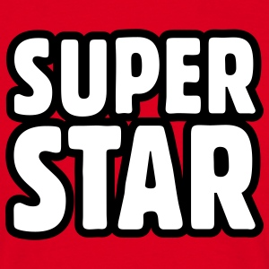 SUPERSTAR Outline T-shirts - T-shirt herr