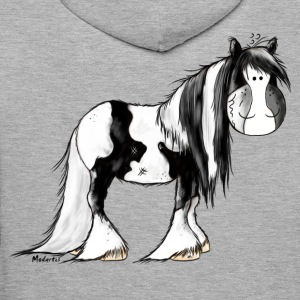 Gypsy Cob - Irish Cob - Pinto – Horse Hoodies & Sweatshirts - Men's Premium Hoodie