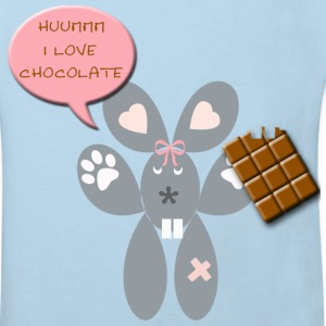 chocolate rabbit Shirts - Kids' Organic T-shirt