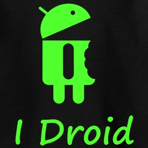 I Droid T-Shirts - Kinder T-Shirt