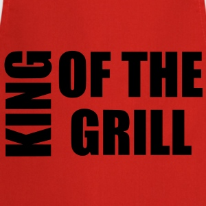 king of the grill Tabliers - Tablier de cuisine