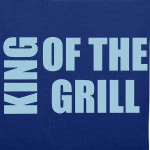 king of the grill Sacs - Tote Bag
