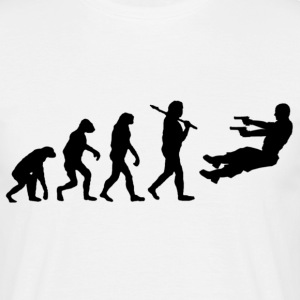 leet evolution - Men's T-Shirt