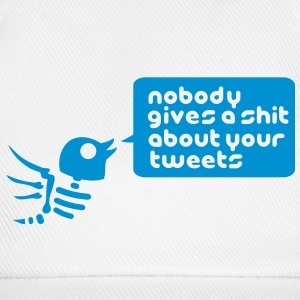 nobody_gives_a_shit_about_your_tweets_1c Caps & Ha - Baseball Cap