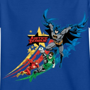 Justice League Stars T-shirt för barn - T-shirt barn