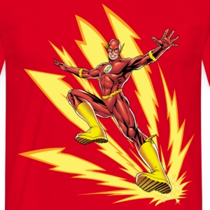Flash t-shirt voor mannen - Mannen T-shirt