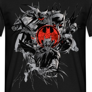 Batman Composition Dark 2 T-shirt herr - T-shirt herr