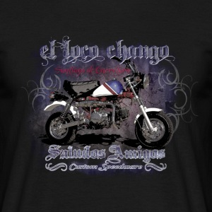 El Loco Chango Monkey - Männer T-Shirt