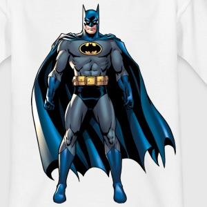 Batman Pose T-Shirt für Kinder, Superhelden T-Shirt  - Kinder T-Shirt